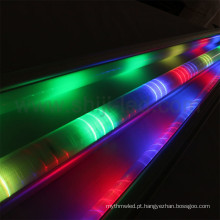 O RGB mágico conduziu o tubo de Digitas, luz conduzida do obstáculo, dc12V, Multicolor, IP65