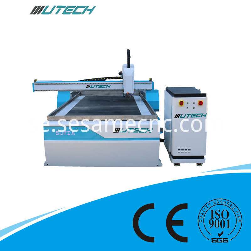 3D CNC Wood Cutting Machine for Solid Wood