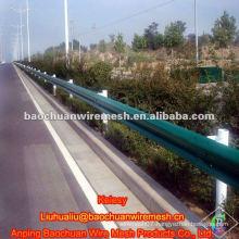 Highway W-Beam corrugated beam barrier(Manufacture)