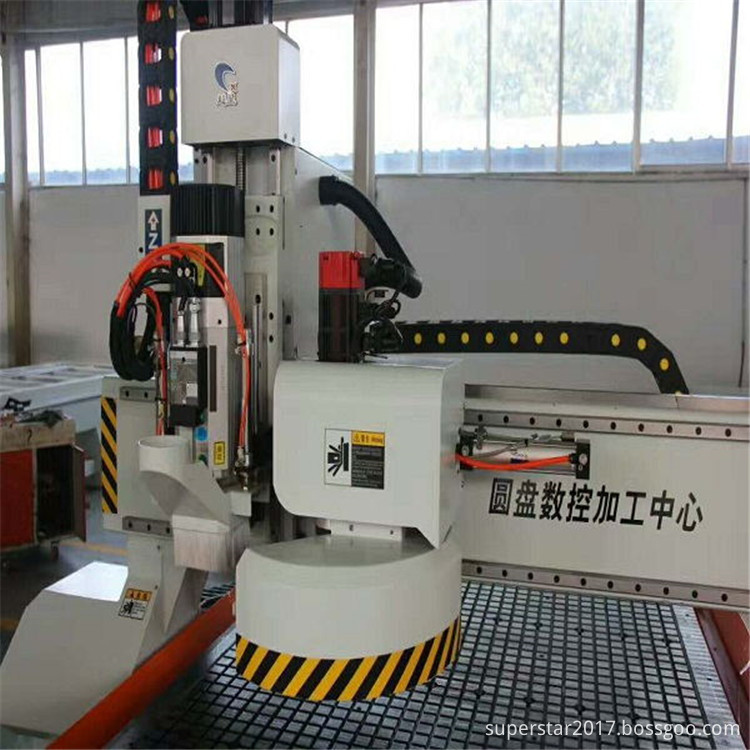 ATC wood working machine