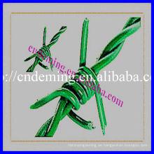 Cross-Typ Rasiermesser Stacheldraht Mesh Zaun CM DM Edelstahl Draht Hardware Eisen caltrop
