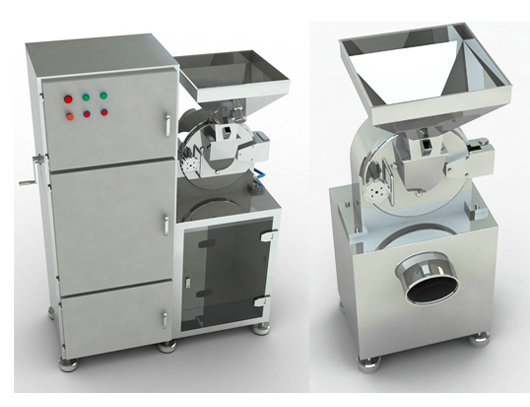Grinding Machine for Medicine Industry