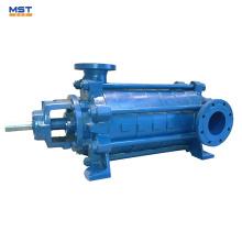 Pompe à eau à plusieurs étages à haute pression et haute pression
