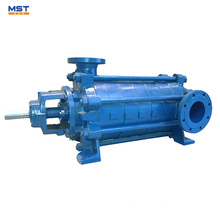 High pressure high lift multistage water pump