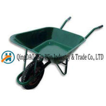 Wheelbarrow Wb6200 roda de roda de borracha