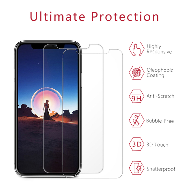 Ultra-thin HD Screen Protector