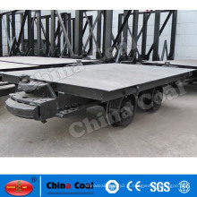 Reboque do trilho da plataforma de chinacoal 20T para a mineração de carvão