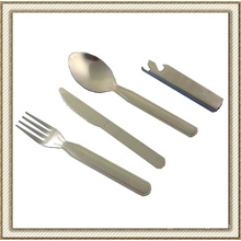 4 PCS Set Stainless Steel Cutlery (CL2C-DBL6C)