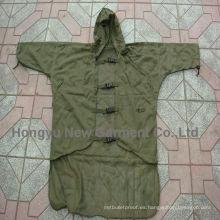 Traje de Ghillie del camuflaje de la selva para que el francotirador vaya a cazar (HY-C013)