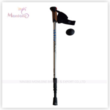 3-Section Walking Stick with Adjustable Wrist Strap