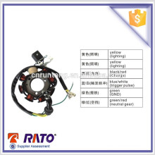 Top rated 8 poles Motorcycle magneto coil assy
