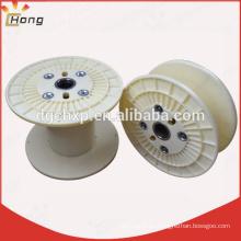 bobina de plástico bobina de alambre de cable de 400 mm
