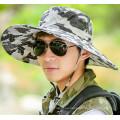Charming Camouflage Caps Beach Cap Bucket Hat