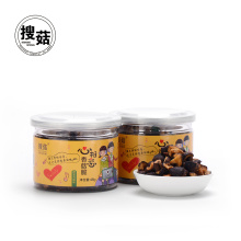 Best Quality Vacuum Fried Dried Mushroom Chips for Sales from China