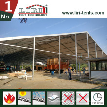 40x70m großes Zelt für Ausstellung Messe