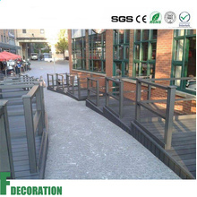 Outdoor WPC Railing & Decking