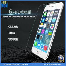 Protecteur d'écran en verre trempé Superhard H9 pour iPhone 5 6 6plus