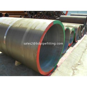 Tubulações de aço carbono sem emenda A106