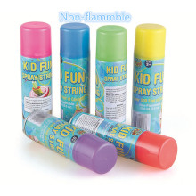 Nicht brennbare Kid Fun Spray String 3.0 oz