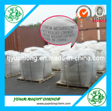 Food Grade Sodium Metabisulfite/Metabisulphate (smbs) Manufacturer