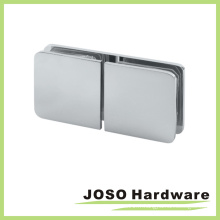 Verre à verre Collier en verre de porte de douche de 180 degrés (BC102-180)