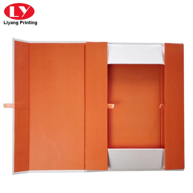 Flat Folding Box 2