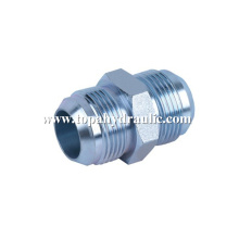 Cheap for Metric Fittings And Adapters 1Q carbon steel hose adapter fitting supply to North Korea Supplier