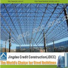 Construção Shade Steel Estrutura