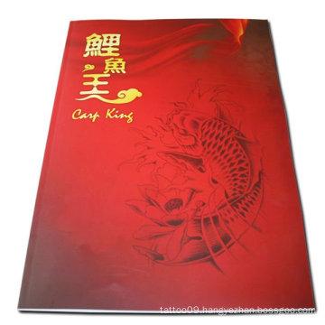 Carp king tattoo magazine