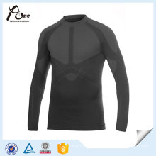 Ski Seamless Men Seamless Thermal Underwear Shirts