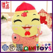 Peluche personnalisée en gros jouet de la planète des animaux en peluche oeuf de jouet de poulet mou