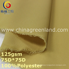 100%Polyester Chiffon Plain Dyeing Fabric for Textile (GLLML360)