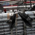 Poteau de vignoble en acier galvanisé