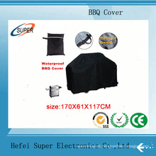 Durable Waterproof Polyester Material BBQ Cover