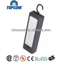 plastic 68 led magnetic work light