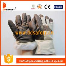 Brown Furniture Leather Glove Woking Glove (DLH104)