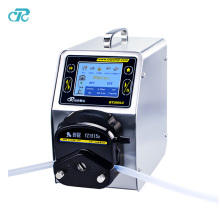 Low Pulse Stepper Motor Transfer Peristaltic Pump