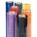 Película extensible LLDPE de alta tensión