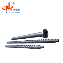 Factory direct single HDPE/LDPE blowing film extrusion screw barrel