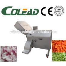 Máquina de cortar en cubitos de la máquina de cortar de la papa del SUS 304 de la venta caliente de la máquina / de la cebolla