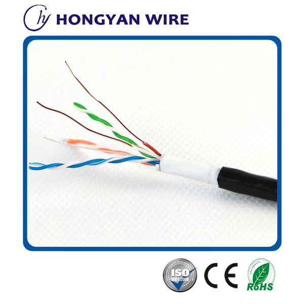 outdoor utp cat5e 24 AWG