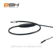 QBH MV01 5.5mm 6LED impermeável WiFi USB Borescope para o iphone