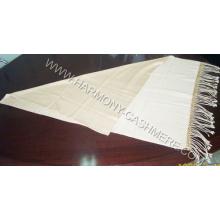 Kaschmir und Hanf Worsted Schal