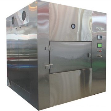 Natural drying high efficiency dehydration microwave vacuum drying machine for food vegetables fruits