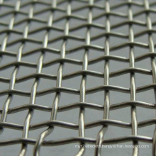 Woven Nickel Material Square Wire Mesh in China