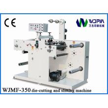 High Speed Rotary Label Die-Cutting Machine