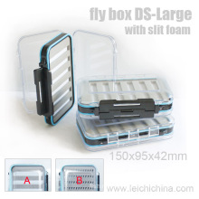 Slit Foam Waterproof Large Wholesale Fly Fishing Box