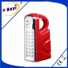 LED / SMD Luzes de emergência recarregáveis com saída USB