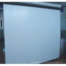 Tissu d'écran à projection tissée