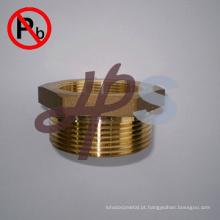 Mangueira de bronze livre do medidor de água do chumbo com certificado NSF-61